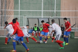 CF EUROLEGA- 0 REAL ARANJUEZ JUVENIL- 3